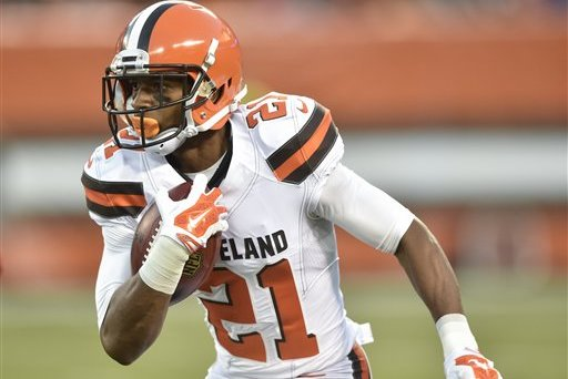 Justin Gilbert to Steelers: Latest Trade Details, Comments and Reaction