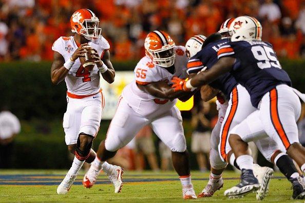 Clemson vs. Auburn: Live Score, Highlights for Tigers vs ...