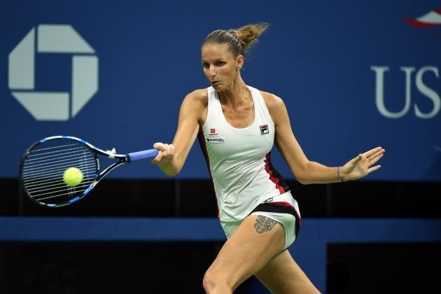 Tennis Us Open Frauen