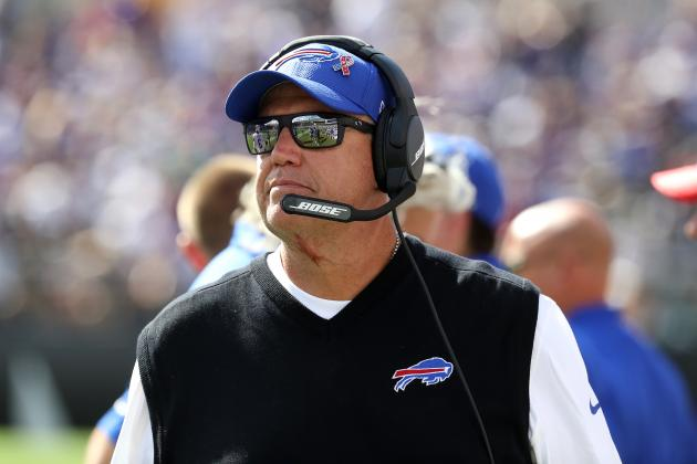 Rex Ryan Fired by Bills: Latest Details, Comments and Reaction
