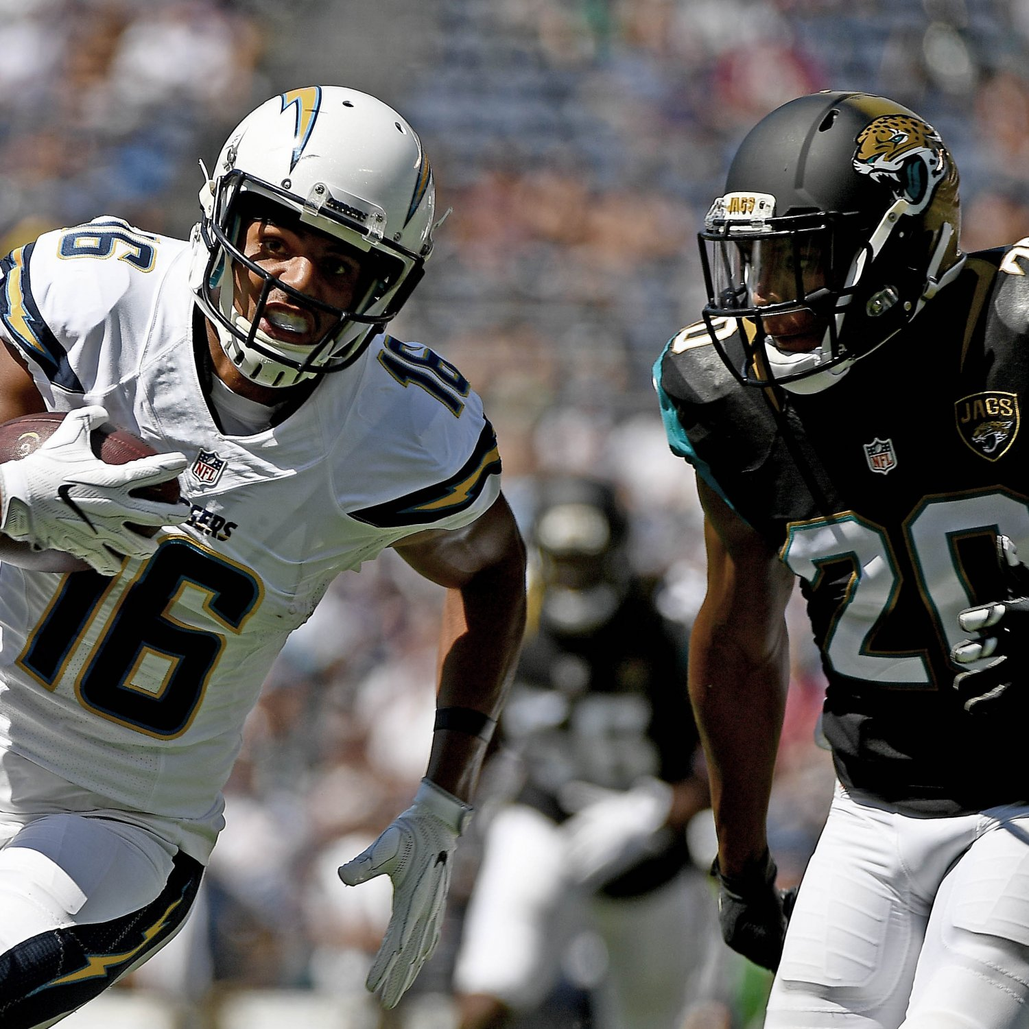San Diego Chargers Fantasy Football Names: Week 3 Waiver Wire: Fozzy Whittaker, Tyrell Williams