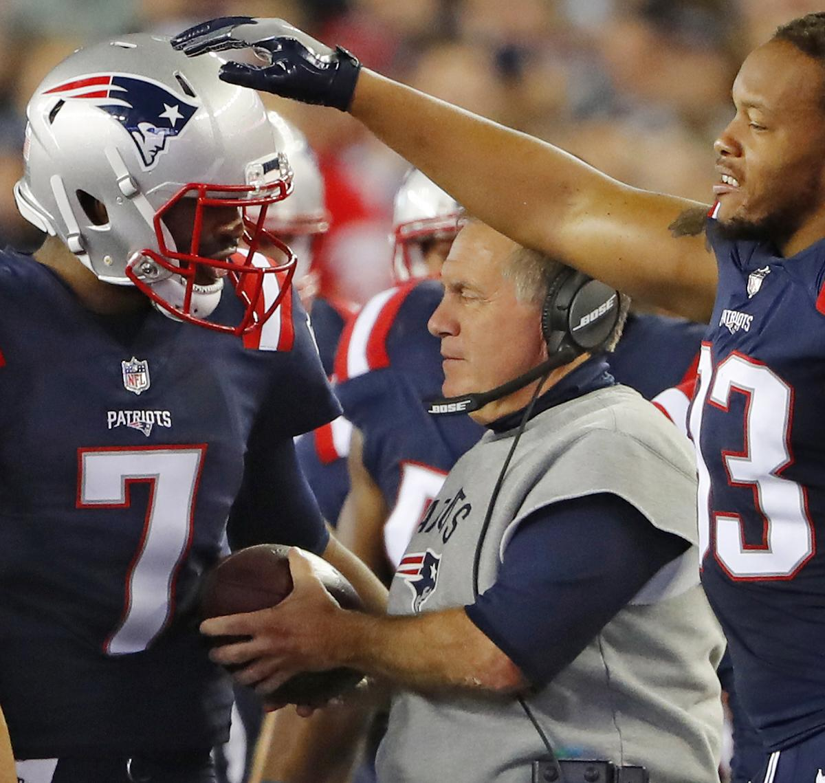 Shorthanded Patriots Send Emphatic Message That They Are ...