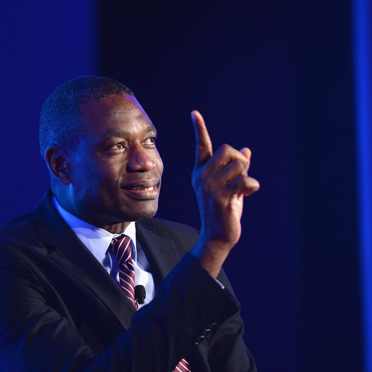 Dikembe Mutombo To Have Number Retired By Denver Nuggets
