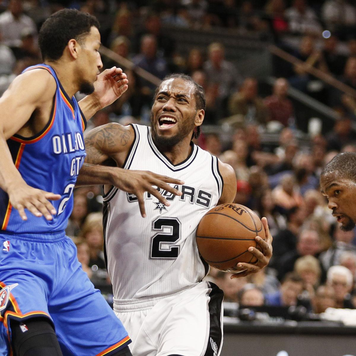 Spurs First Team Players Squad: San Antonio Spurs' 2016-17 NBA Training Camp Roster