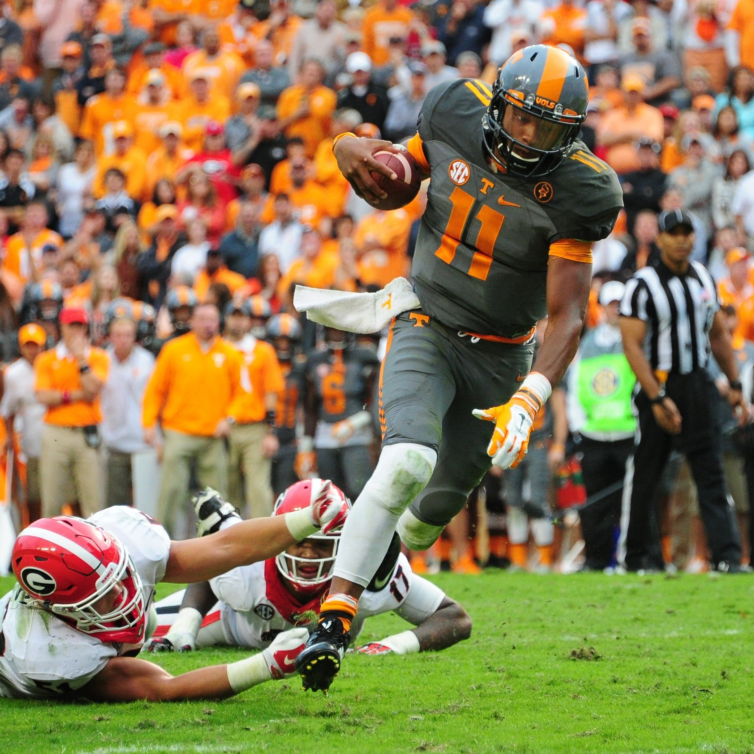 Tennessee vs. Georgia: Game Preview, Prediction and ...