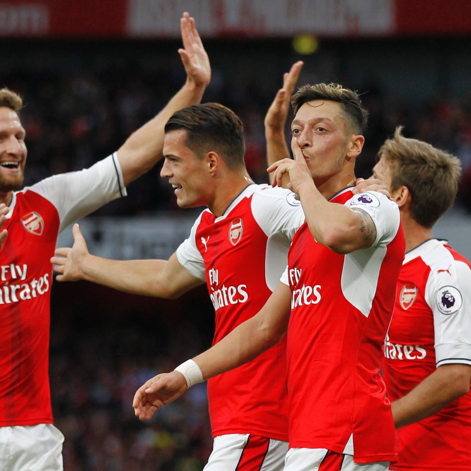 Arsenal Fans Should Be Optimistic, but They've Failed from This Position Before | Bleacher Report
