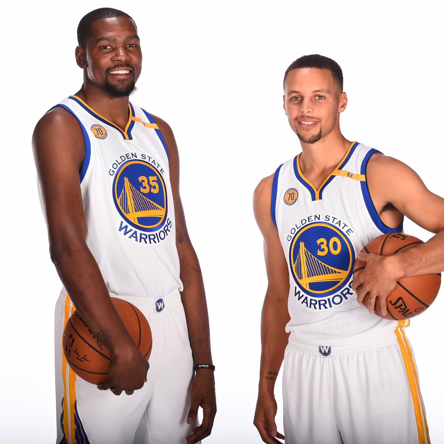 Kevin Durant Comments On Role In Warriors Offense