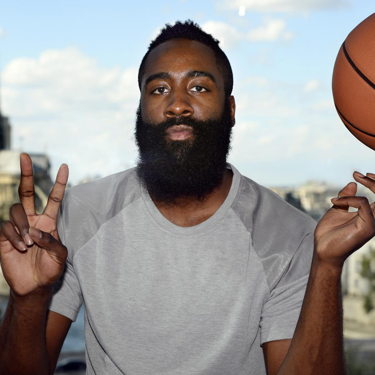 Houston Rockets 3rd Quarter Stats: Houston Rockets Notebook: James Harden's Plan To Shut Up