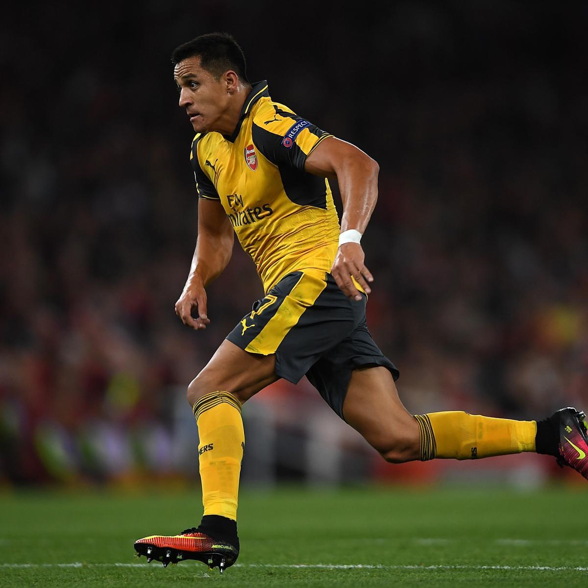 Arsenal Vs Barcelona Live Score Highlights From: Burnley Vs. Arsenal: Live Score, Highlights From Premier
