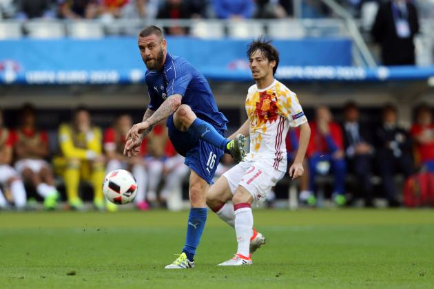 Italy vs. Spain: Date, Time, TV Schedule and Live Stream ...