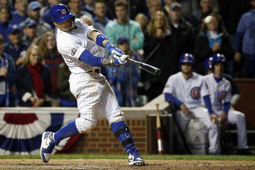 Giants vs. Cubs NLDS Game 1: Live Score and Highlights   Bleacher ...