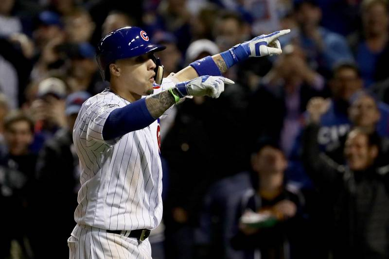 Giants vs. Cubs: Game 1 Score and Twitter Reaction from 2016 MLB ...