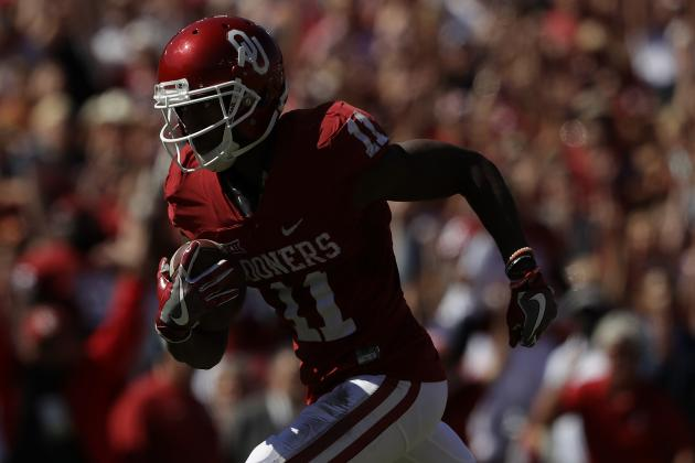 Texas vs. Oklahoma: Live Score, Highlights for Red River Rivalry Game