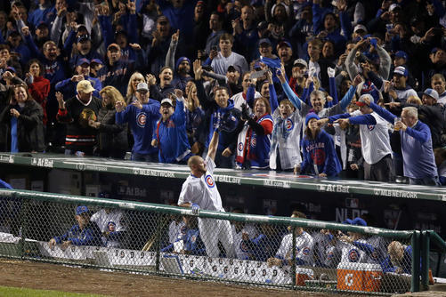 Giants vs. Cubs: Game 2 Score and Twitter Reaction from 2016 MLB ...