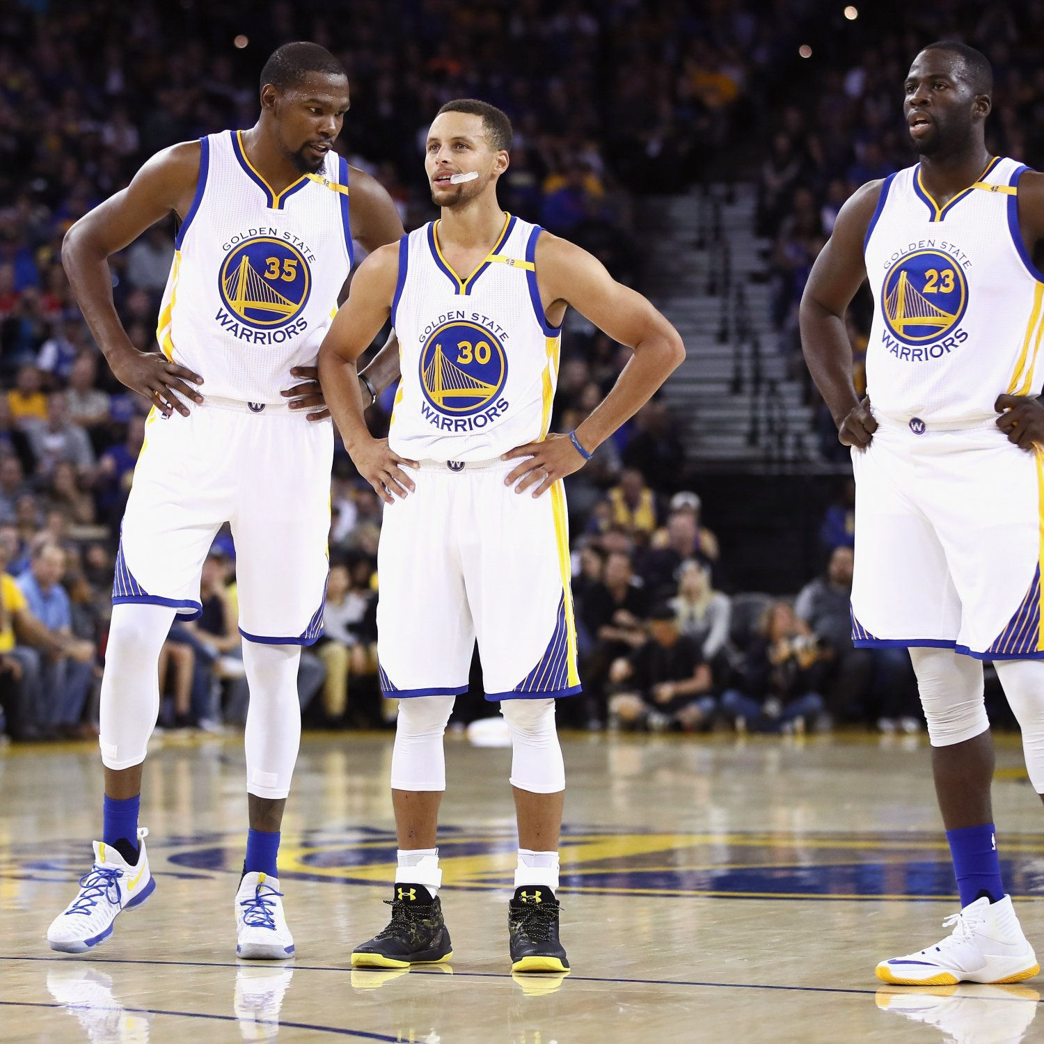Warriors Come Out To Play Bleacher Report: Predicting Golden State Warriors' Final 15-Man 2016-17