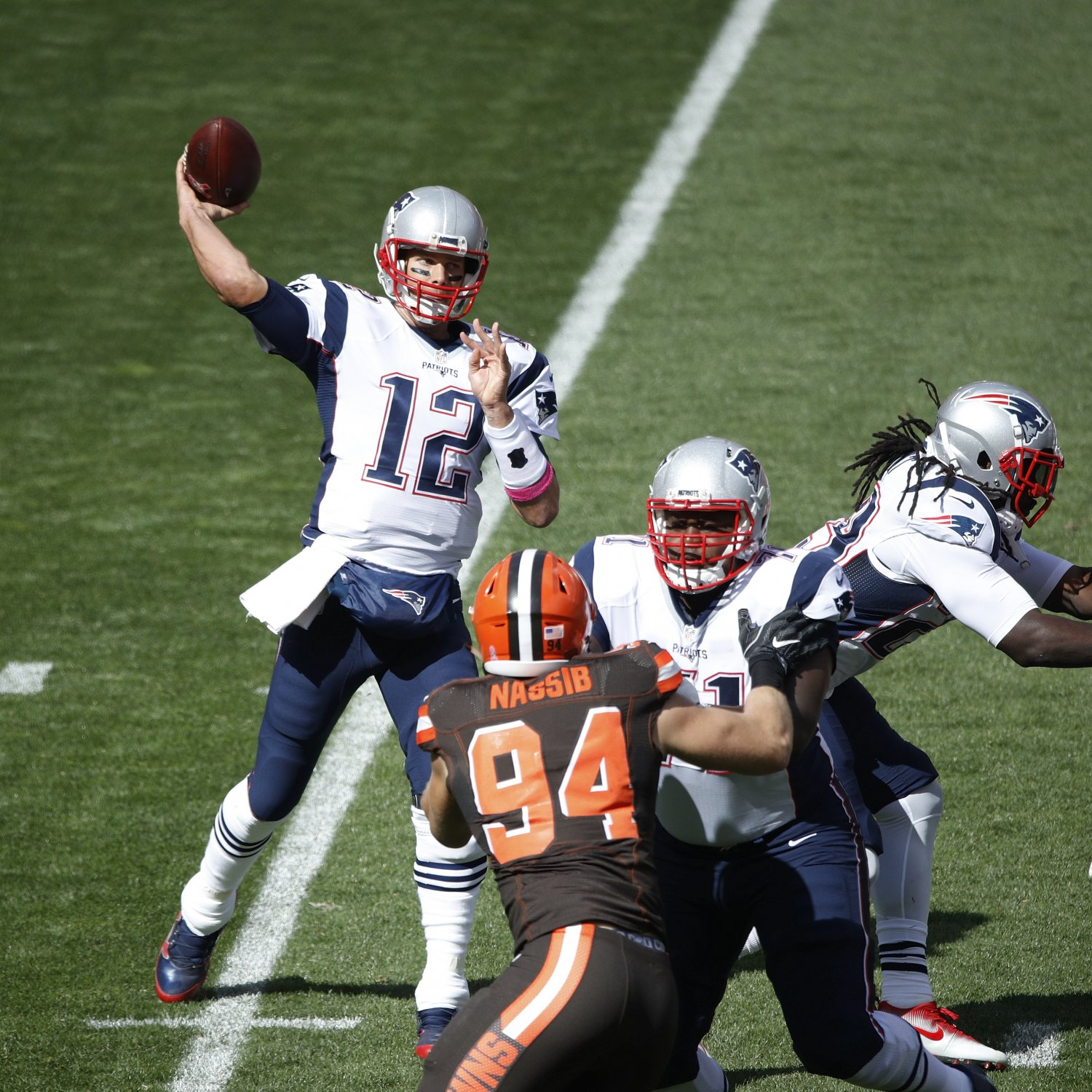 Hidden Truth: Change in Brady's Throwing Opened Up ...