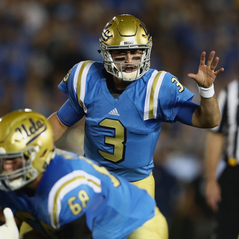 Josh Rosen Injury: Updates On UCLA QB's Shoulder And