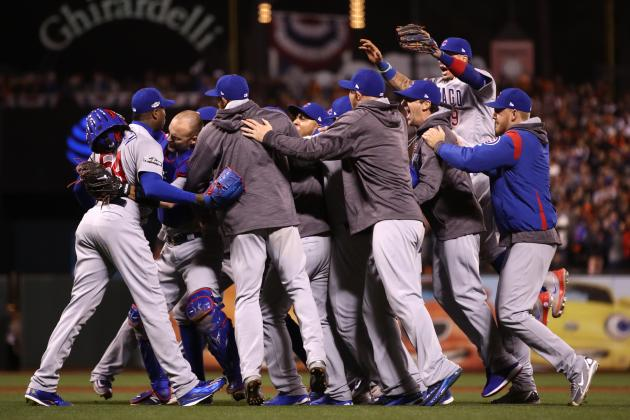 Cubs vs. Giants: Game 4 Score and Twitter Reaction from 2016 MLB ...