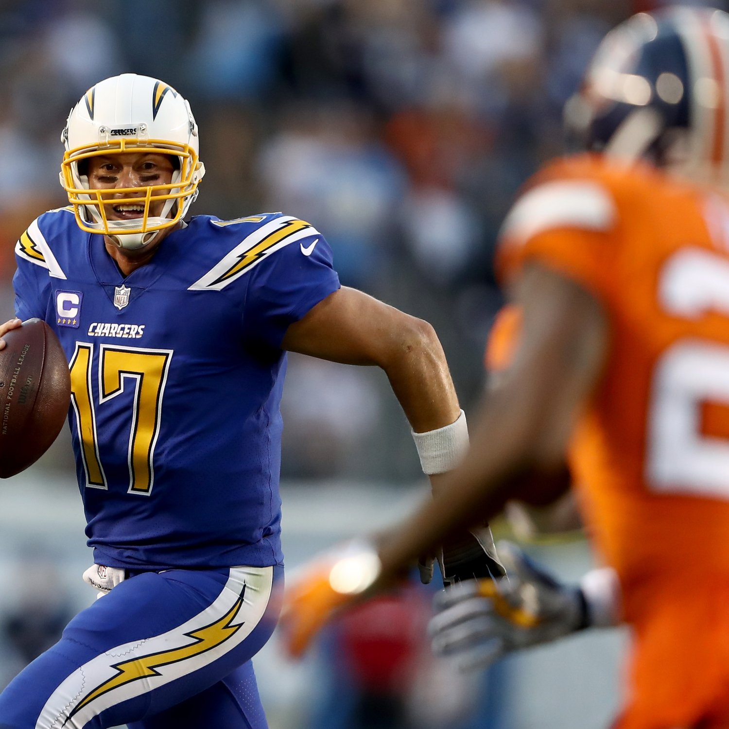 San Diego Chargers Denver Broncos: Broncos Vs. Chargers: Score And Twitter Reaction For