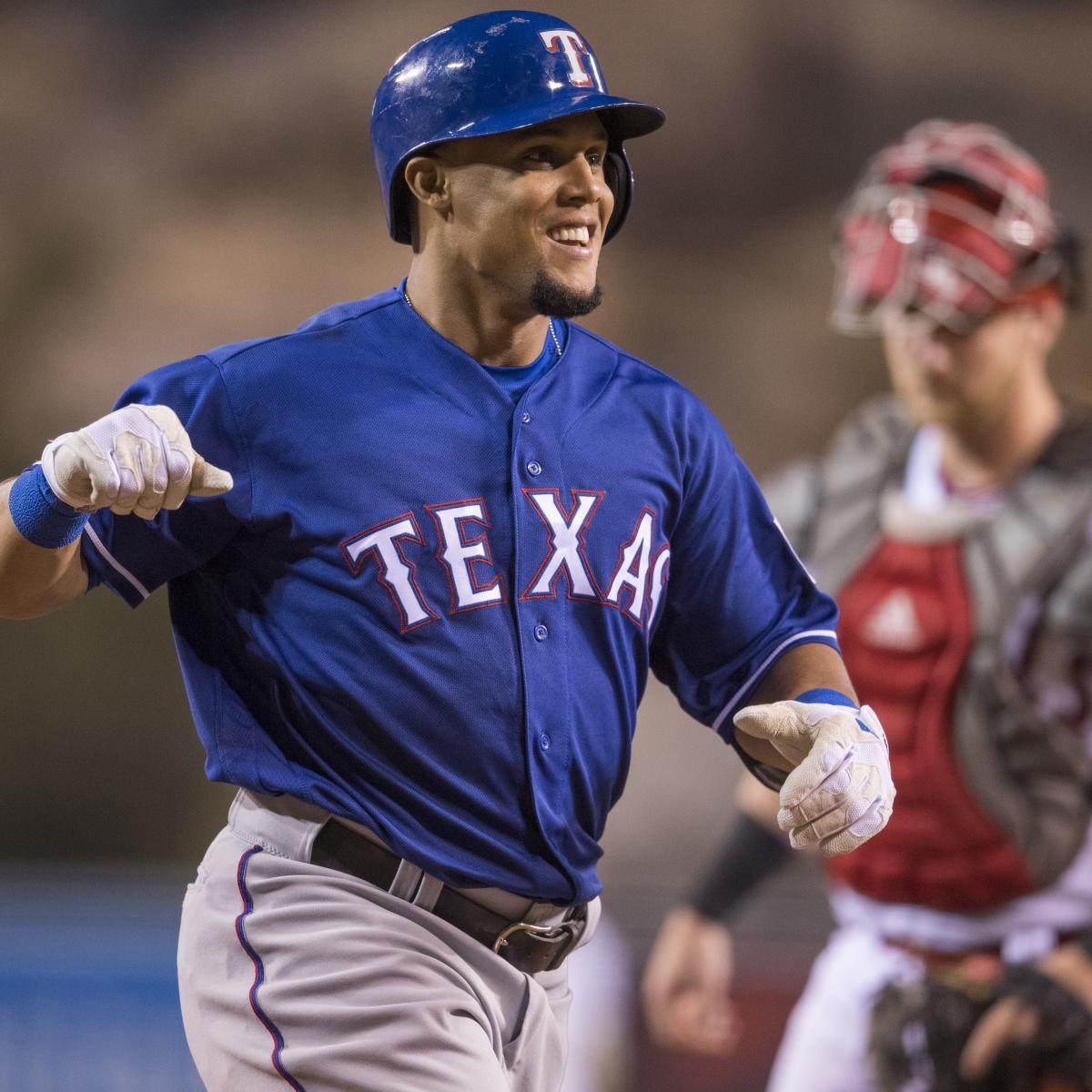 Carlos Gomez Re-Signs with Rangers: Latest Contract ...