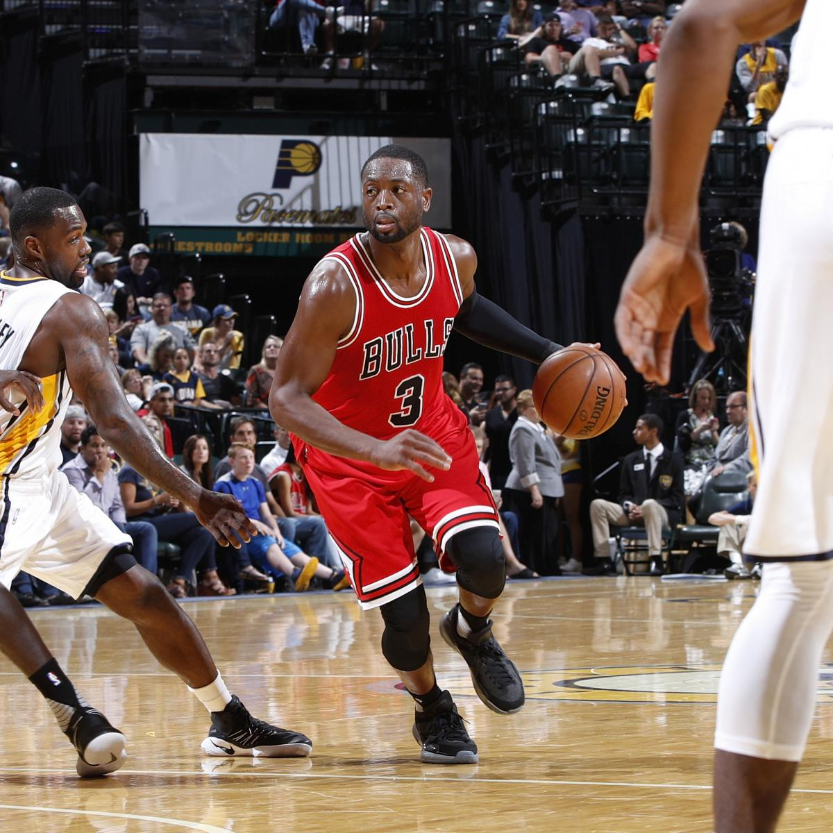 Dwyane Wade Workout: Mixed Messages, Mismatched Pieces Could Leave Bulls Lost