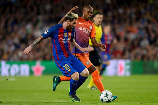 Image result for barcelona vs manchester city 2016