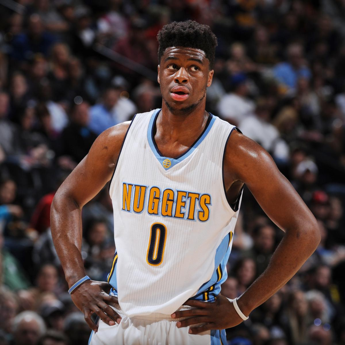 Emmanuel Mudiay Injury: Updates On Nuggets Star's Back And