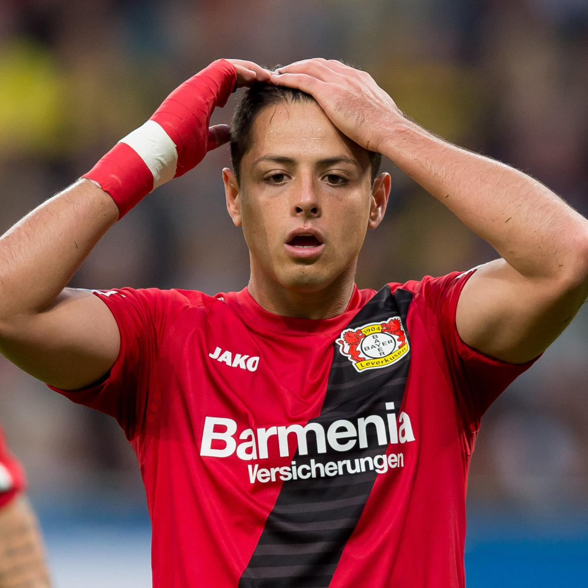 Javier Hernandez Real Madrid: Real Madrid Transfer News: Javier Hernandez Return