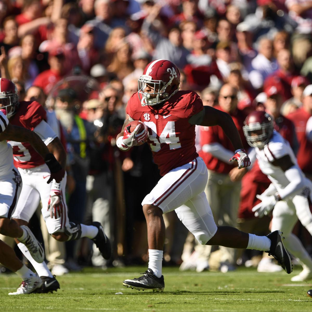 College Football Scores 2016: Final Results, Box Scores ...