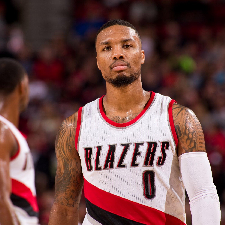 Portland Blazer Rumors: Damian Lillard Comments On Goal Of Winning 2016-17 NBA MVP
