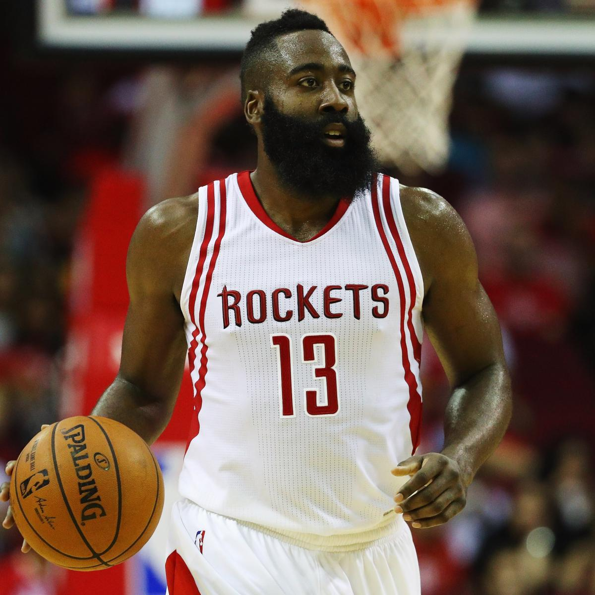 James Harden Latest News: Think You Know James Harden? He And The Rockets Are About