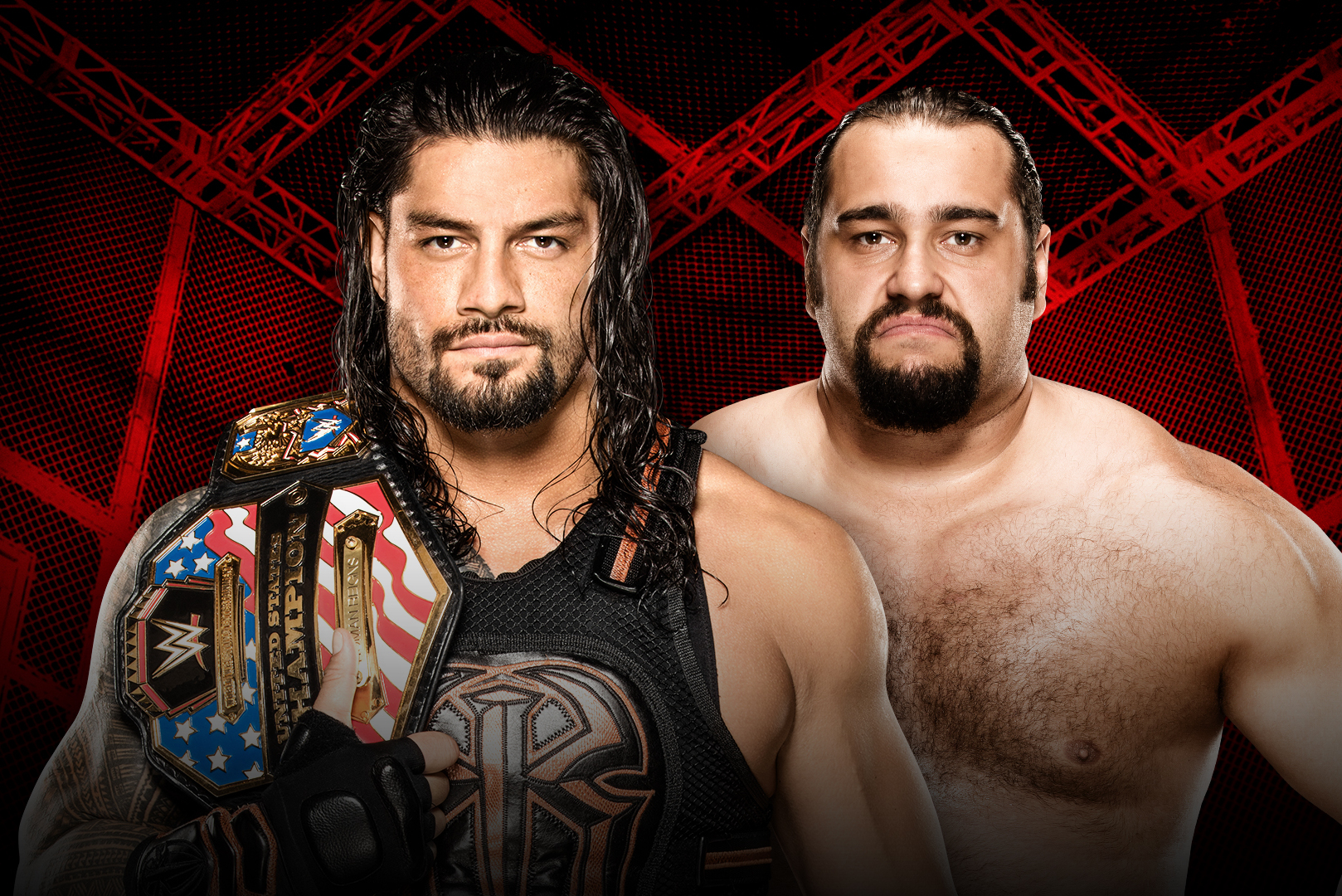 Roman Reigns Vs. Rusev: WWE Hell In A Cell 2016 Match