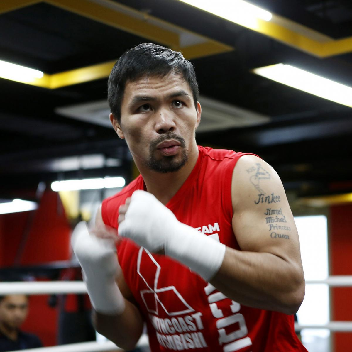 Pacquiao Vs. Vargas: Early Fight Predictions, PPV Schedule