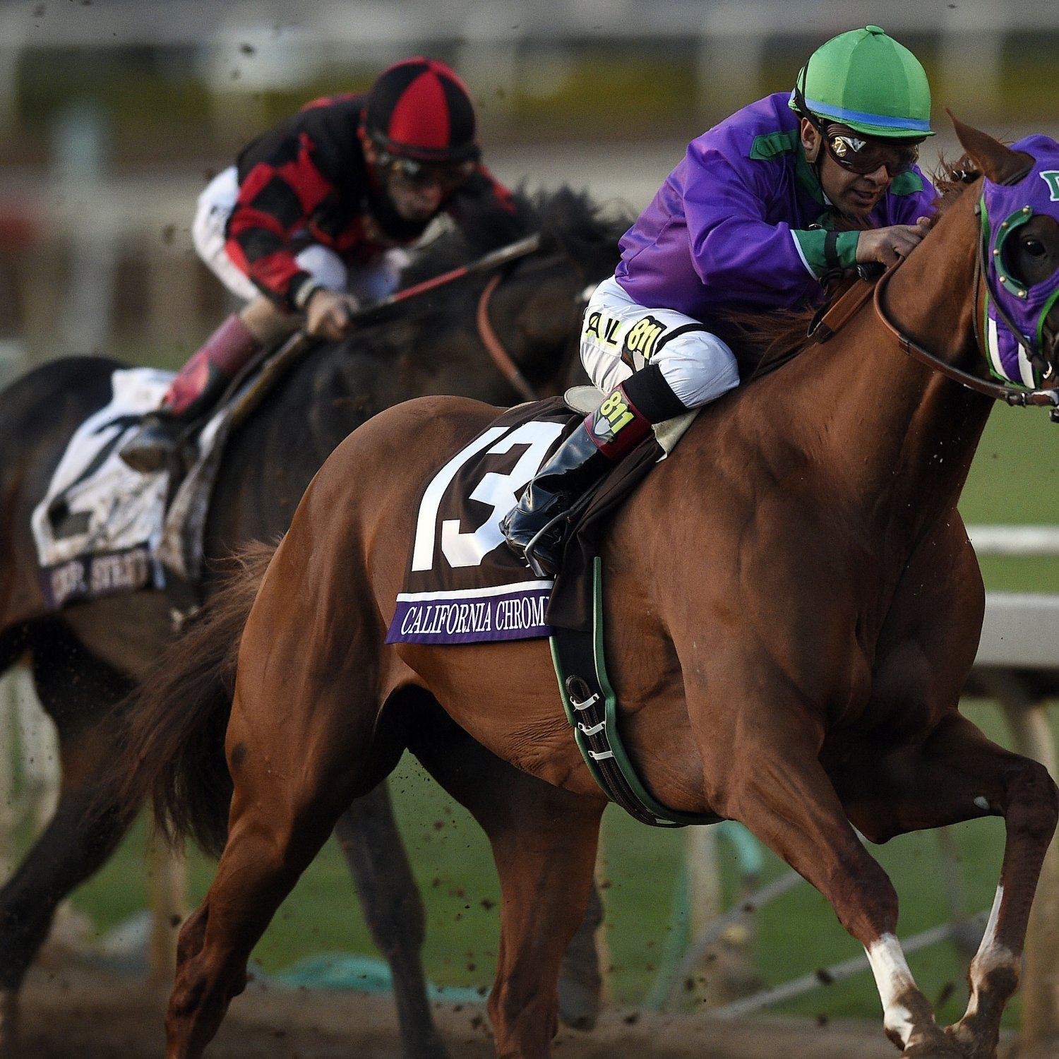 Breeders Cup 2016 Top Contenders Early Odds And More