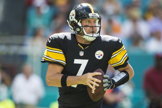 Ben Roethlisberger Injury: Steelers QB Injures Ankle vs. Dolphins