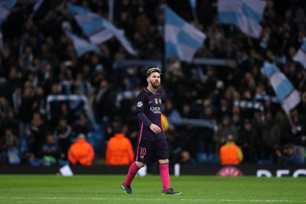 Lionel messi mikel arteta argument reported after - Ama barcelona ...