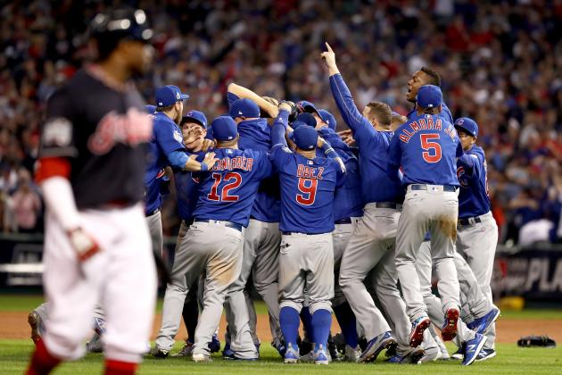 cubs chicago series game indians cleveland win revealed ratings curse business future getty elsa history seven