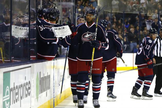 Blue Jackets Beat Canadiens 10-0: Stats Highlights Twitter
