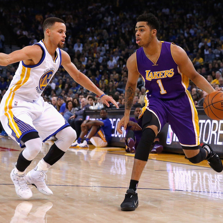 Golden State Warriors Vs Wizards Full Game Highlights: Golden State Warriors Vs. L.A. Lakers: Live Score
