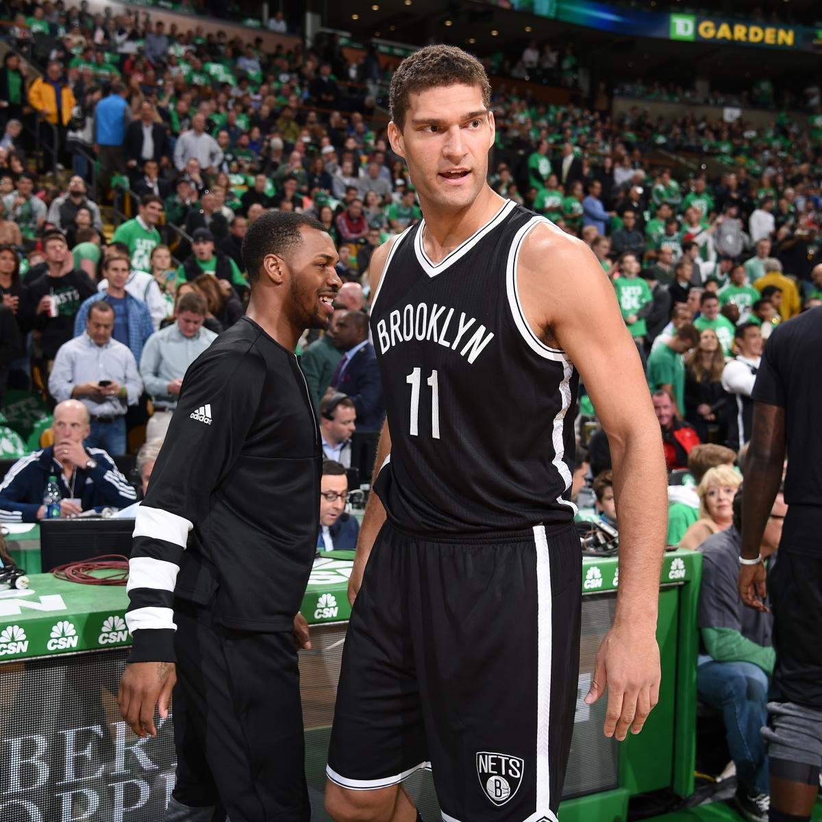 Mlb Rumors Analyzing All The Latest Whispers News And: NBA Trade Rumors: Analyzing Buzz On Brook Lopez, Rudy Gay