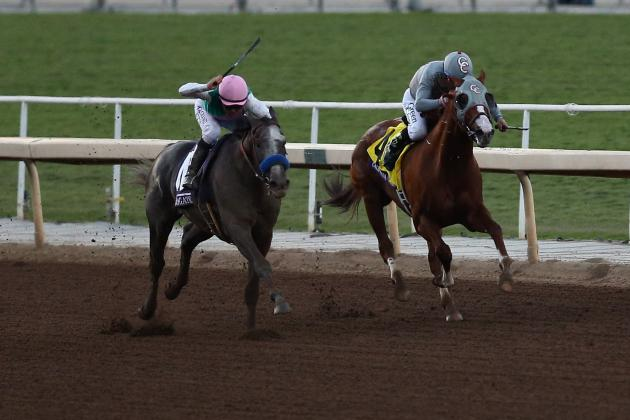 Breeders Cup 2016 Results Winner Payouts And Order Of