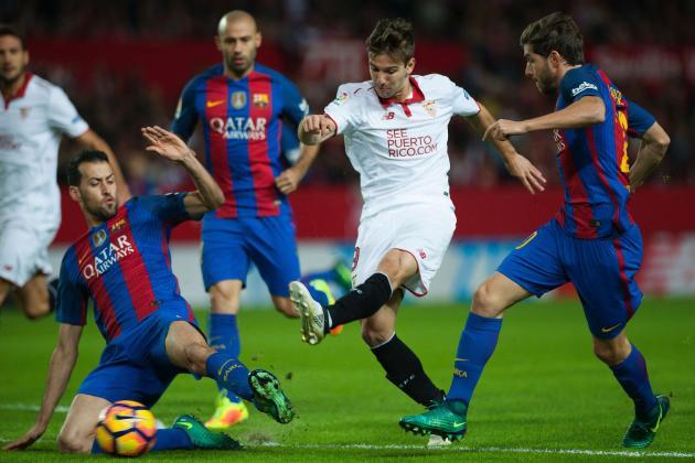 Sevilla Barca