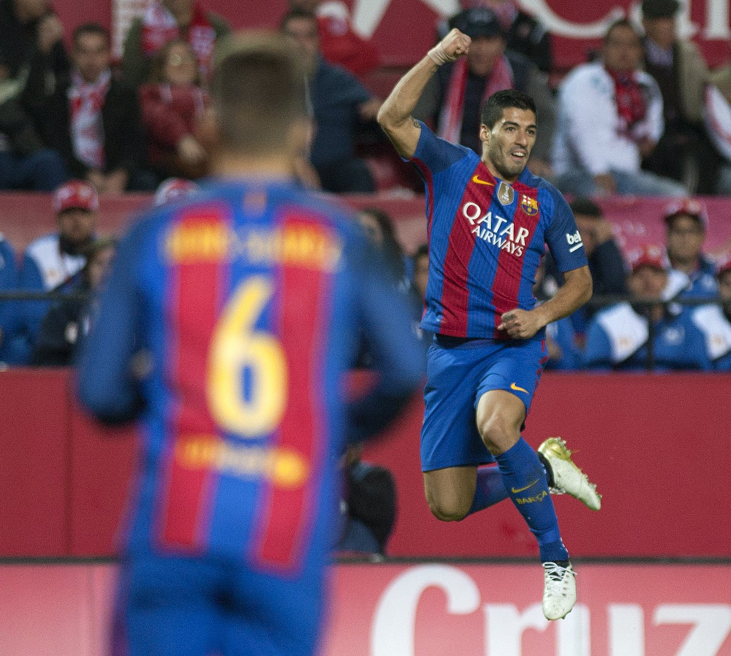 La liga table 2016 sunday 39 s week 11 results and updated standings bleacher report - Villarreal fc league table ...