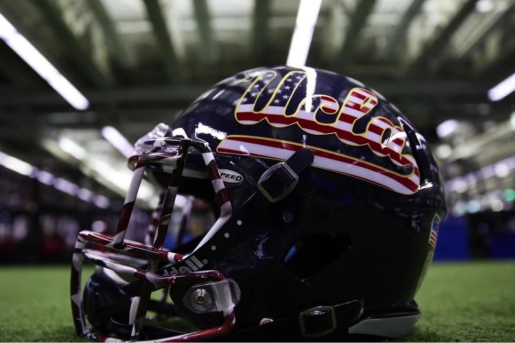 ucla veterans day jersey