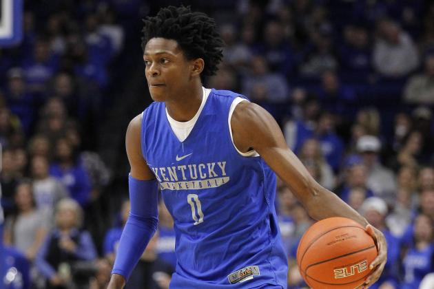 John Wall Comparisons Loom Large for Kentucky PG Prospect ...