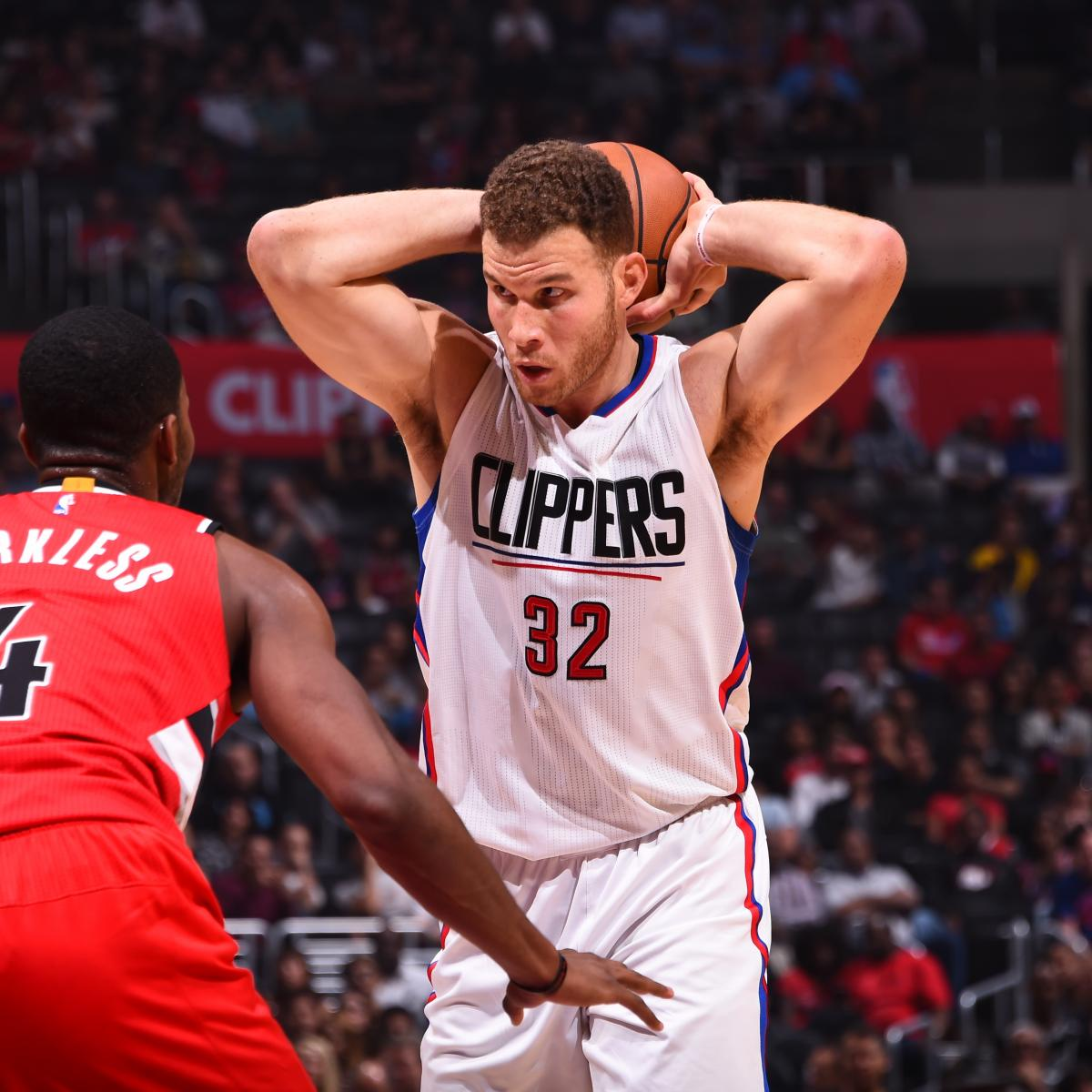 Portland Blazers Defensive Rating: Trail Blazers Vs. Clippers: Score, Highlights, Reaction