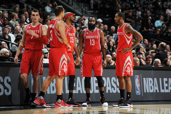 Remaining Houston Diagnosing  Roster Rockets