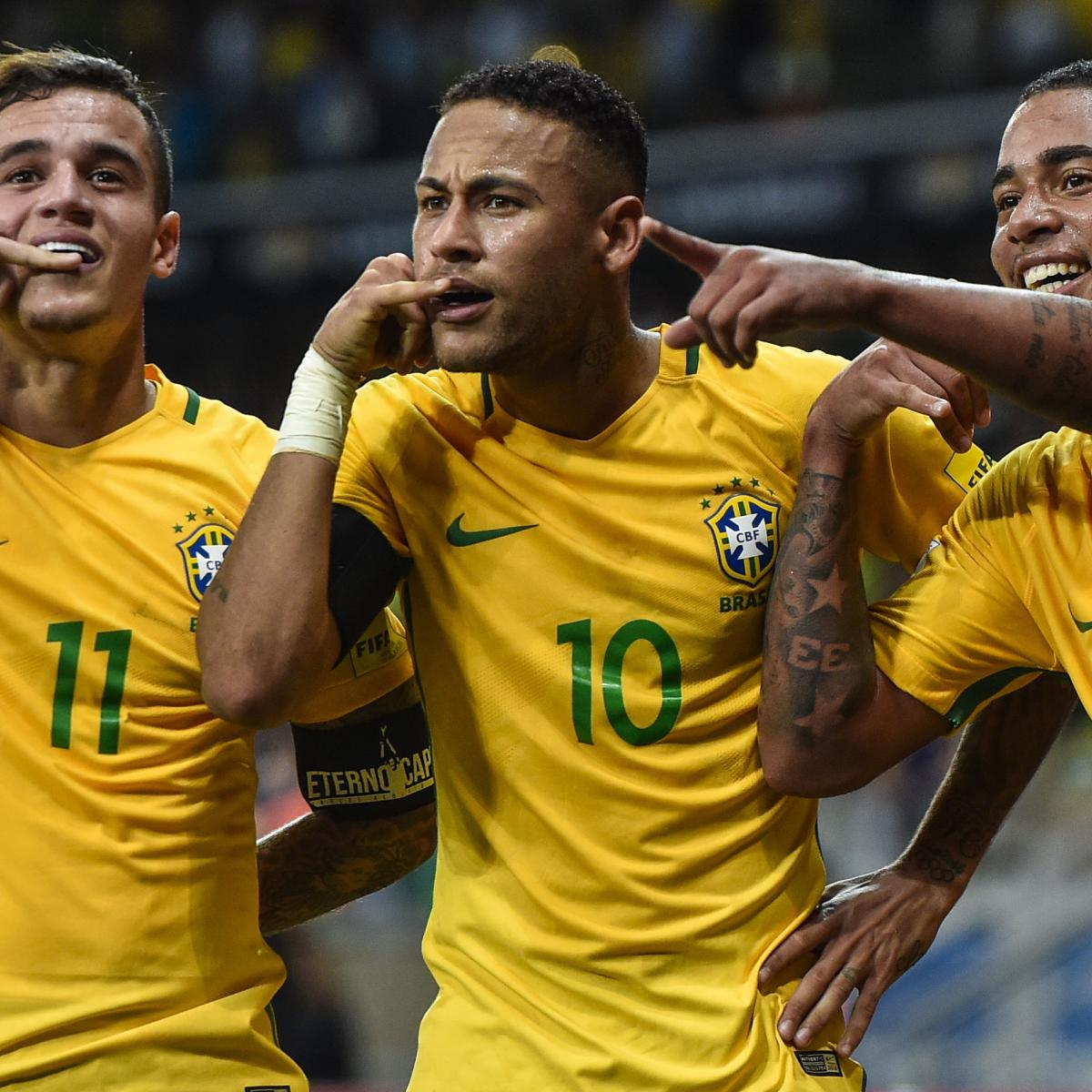 Brazil vs. Argentina: Score and Reaction for World Cup ...