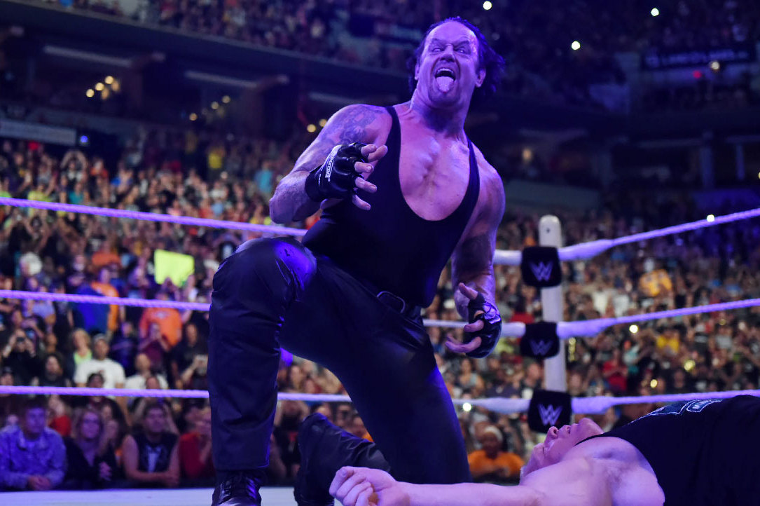 Power Ranking Undertaker's Most Likely Opponents for WWE ...