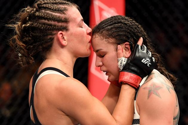 Amanda Nunes wants to knock Cat Zingano out, prove shes